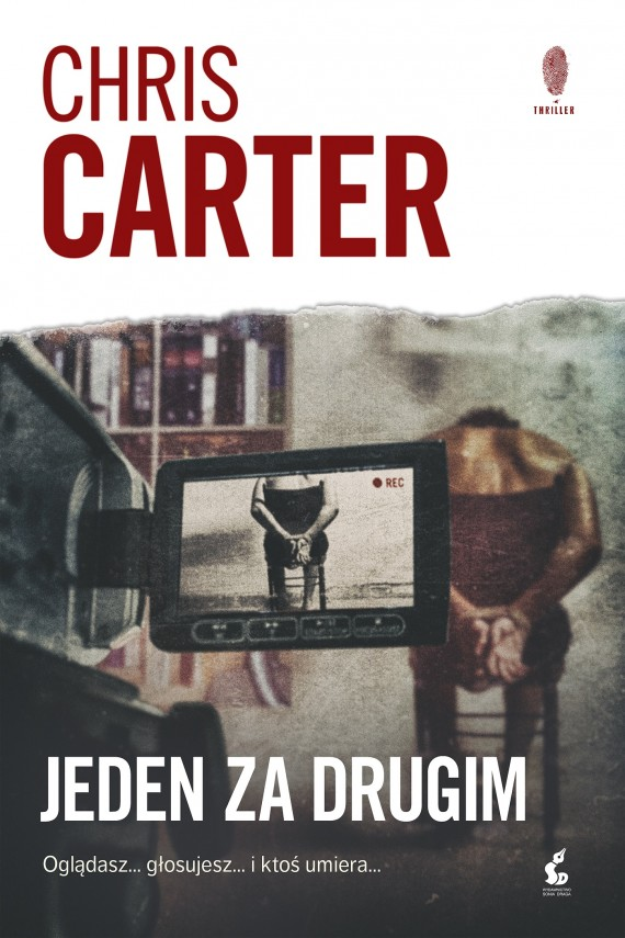 Jeden za drugim (ebook) –	Chris Carter, Adam Olesiejuk
