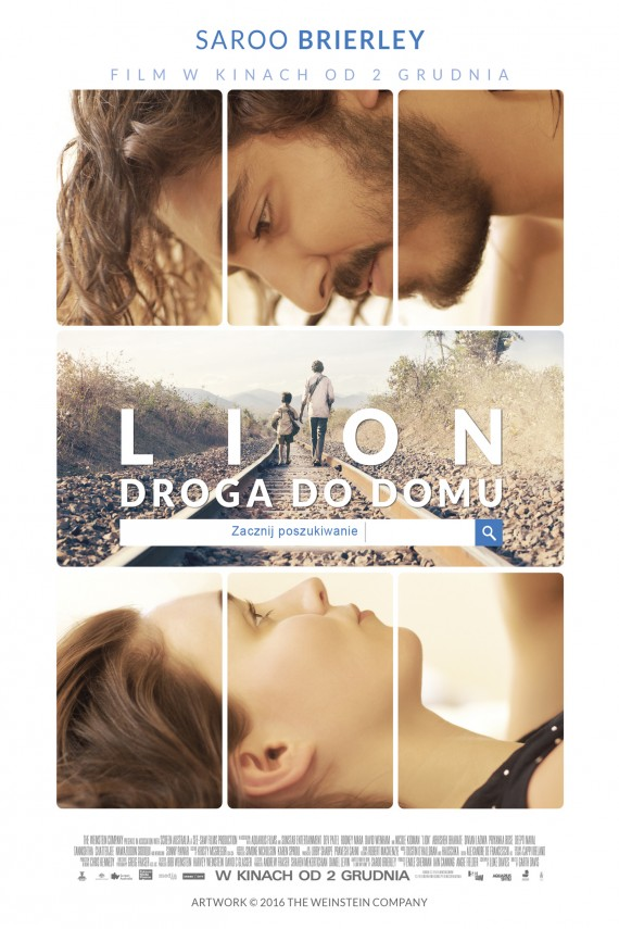 Lion. Droga do domu (ebook) –	Saroo Brierley