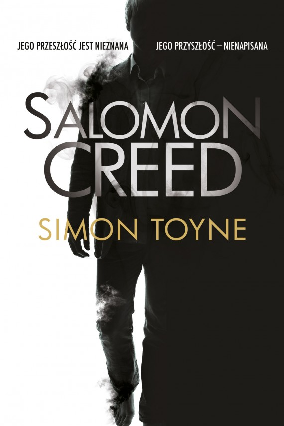 Salomon Creed (ebook) –	Izabela Matuszewska, Simon Toyne
