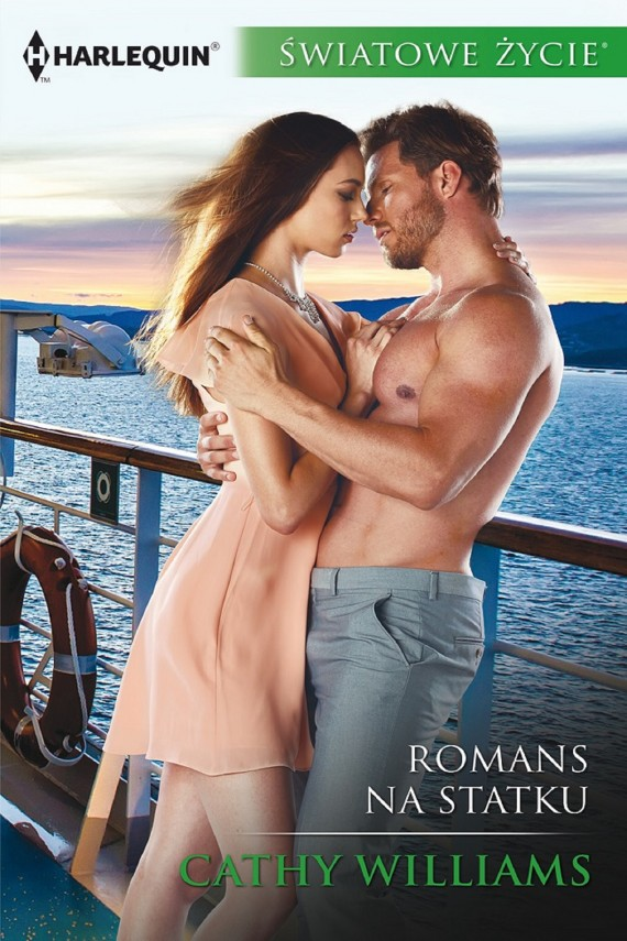 Romans na statku (ebook) –	Cathy Williams
