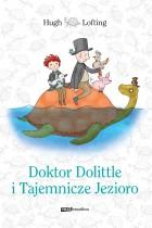 Okładka:Doktor Dolittle