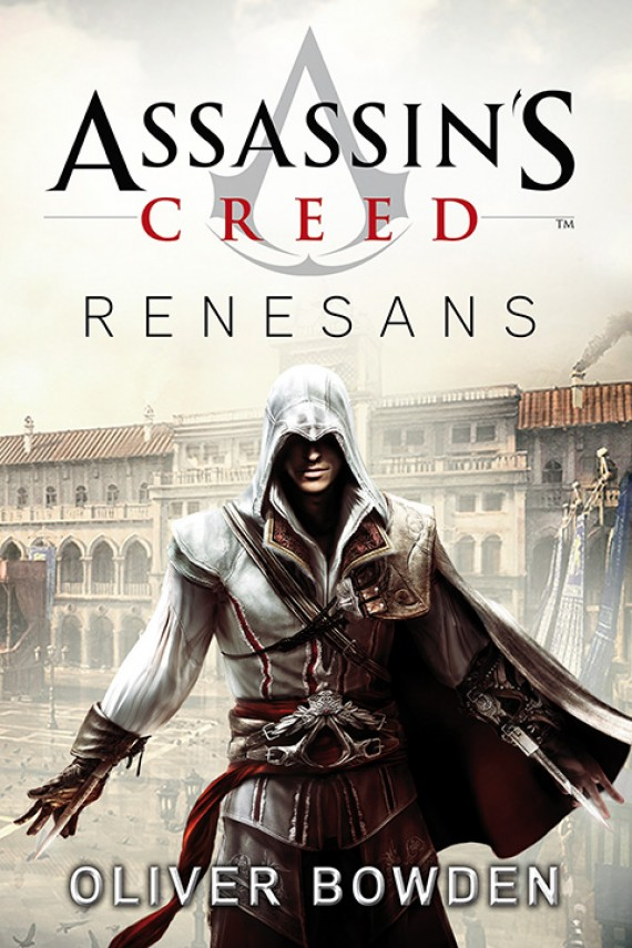 Assassin's Creed: Renesans (ebook) –	Oliver Bowden