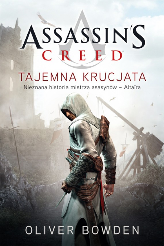 Assassin's Creed: Tajemna krucjata (ebook) –	Oliver Bowden