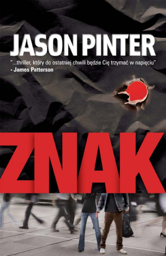Znak (ebook) –	Jason Pinter