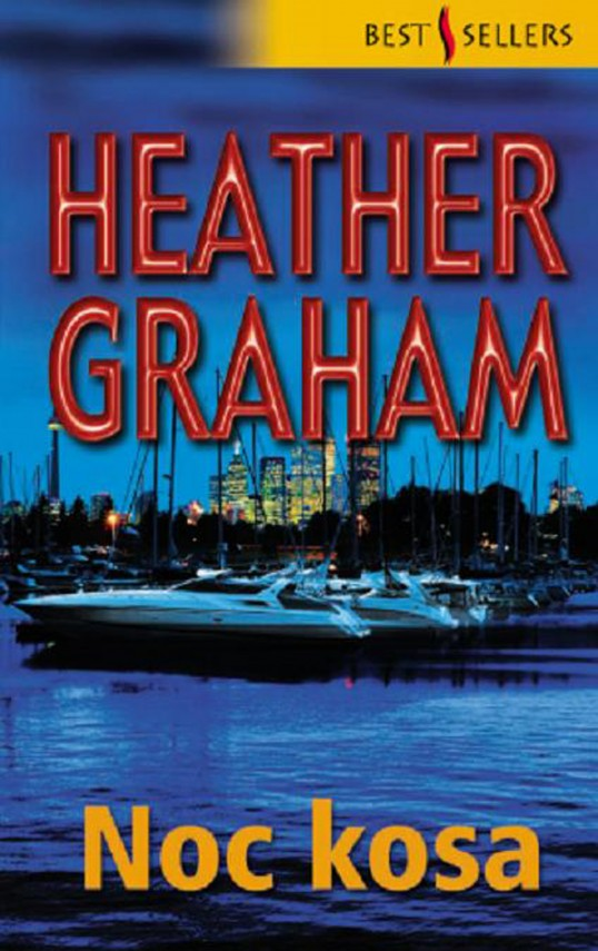 Noc kosa (ebook) –	Heather Graham
