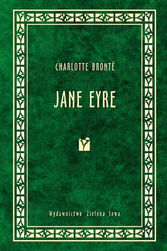 Jane Eyre (ebook) –	Charlotte Bronte