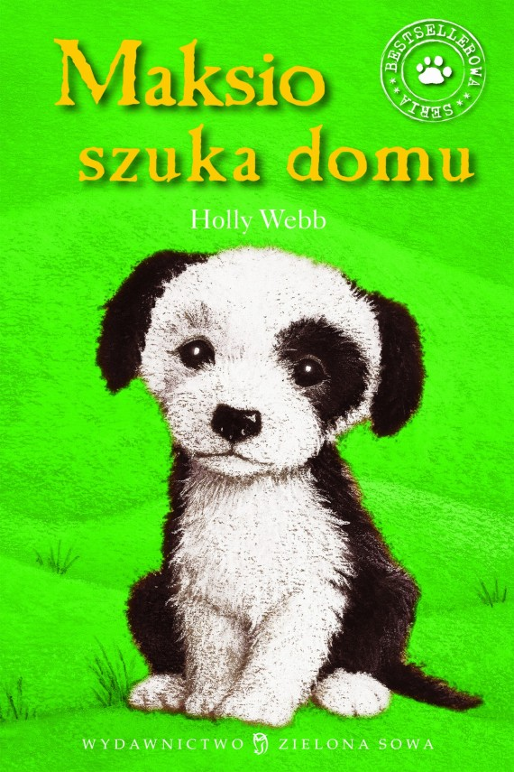 Maksio szuka domu (ebook) –	Holly Webb