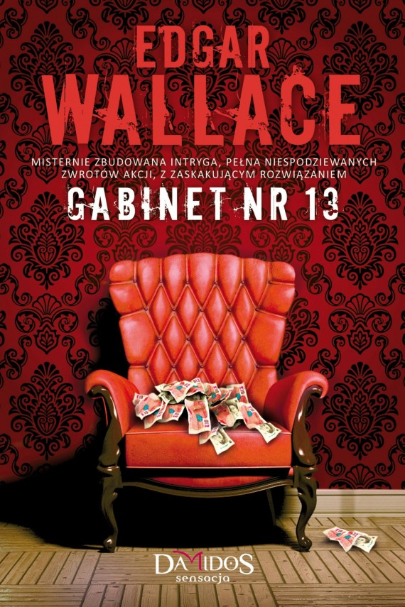 Gabinet nr 13 (ebook) –	Edgar Wallace