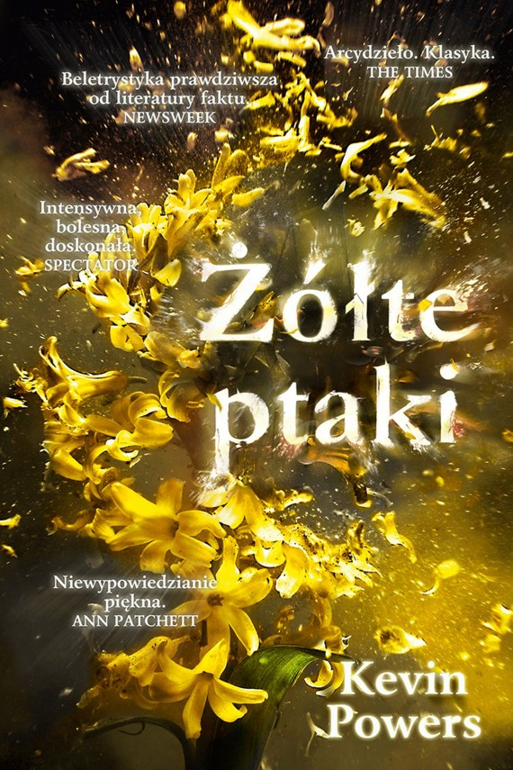 Żółte ptaki (ebook) –	Kevin Powers
