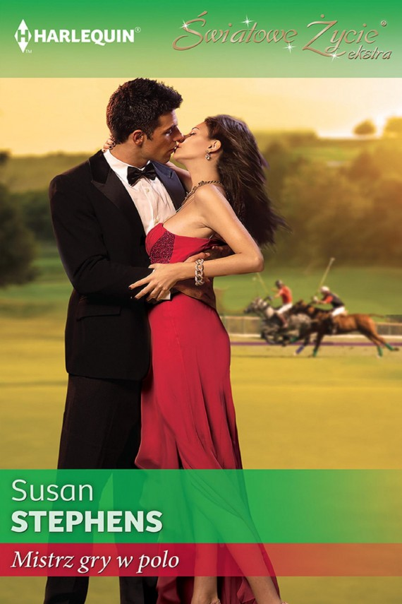 Mistrz gry w polo (ebook) –	Susan Stephens