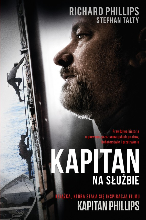 Kapitan. Na służbie (ebook) –	Stephan Talty, Richard Phillips