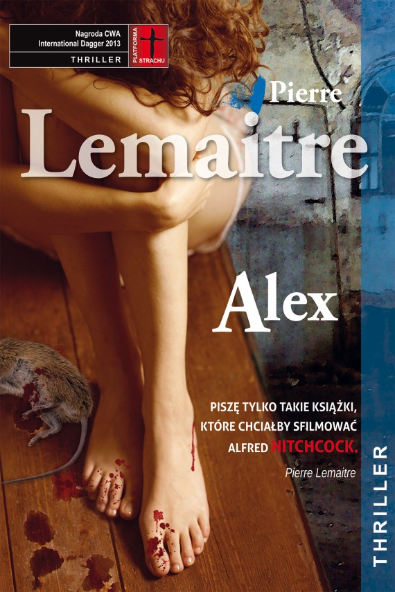 Alex (ebook) –	Pierre Lemaitre