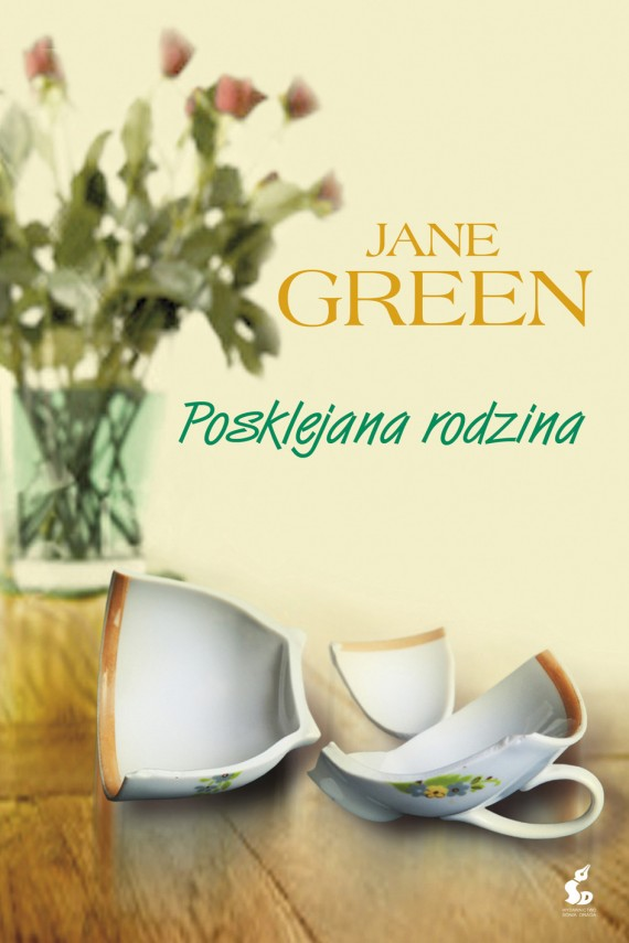 Posklejana rodzina (ebook) –	Jane  Green