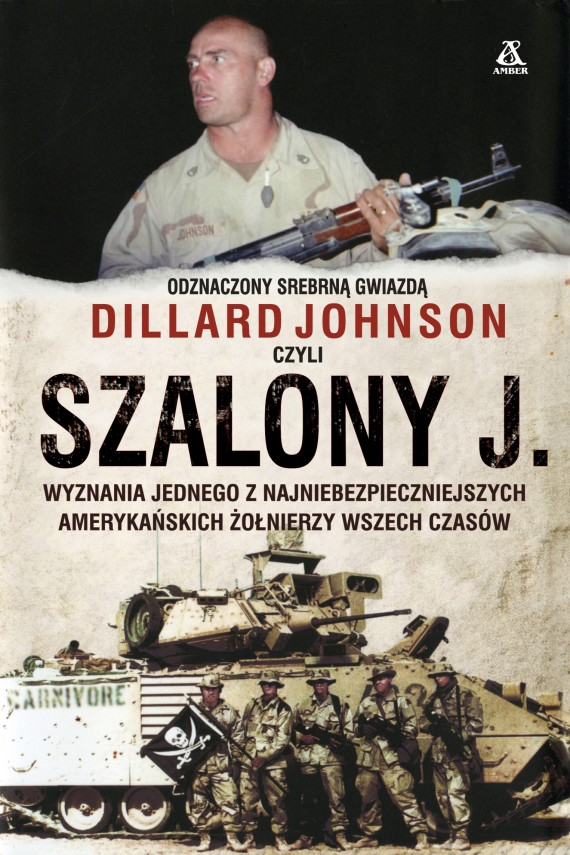 Szalony J. (ebook) –	Dillard Johnson