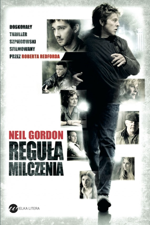 Reguła milczenia (ebook) –	Neil Gordon