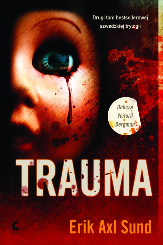 Trauma (ebook) –	Erik Axl  Sund