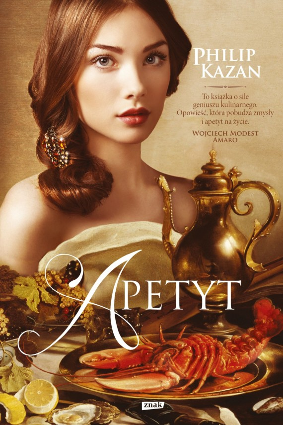 Apetyt (ebook) –	Philip Kazan