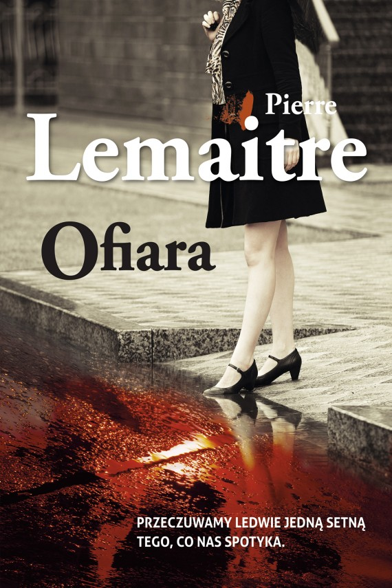 Ofiara (ebook) –	Pierre Lemaitre