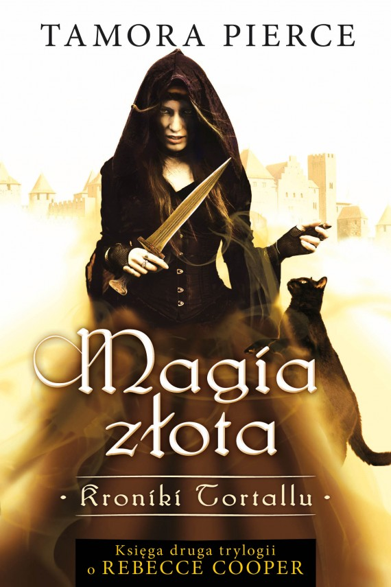 Magia złota (ebook) –	Tamora Pierce