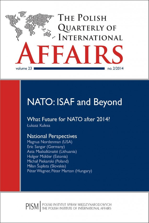 The Polish Quarterly of International Affairs, 2/2014 (ebook) –	Praca Zbiorowa