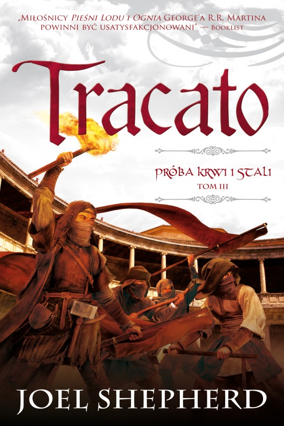 Tracato (ebook) –	Joel Shepherd