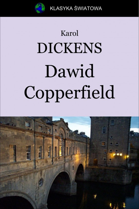 Dawid Copperfield (ebook) –	Charles Dickens