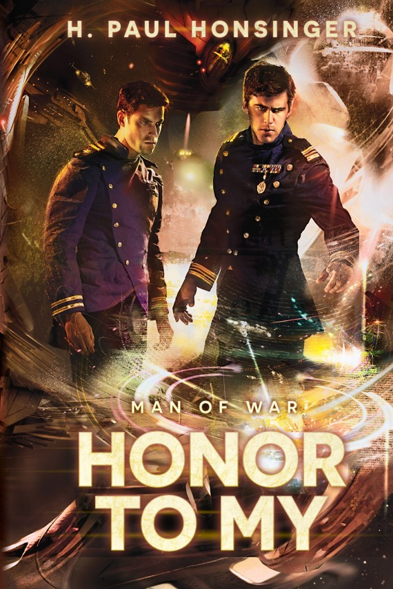 Man of War: Honor to my (ebook) –	H. Paul Honsinger