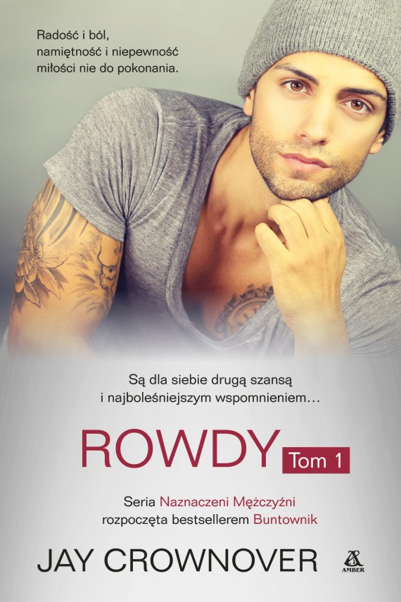 Rowdy Tom 1 (ebook) –	Jay CROWNOVER