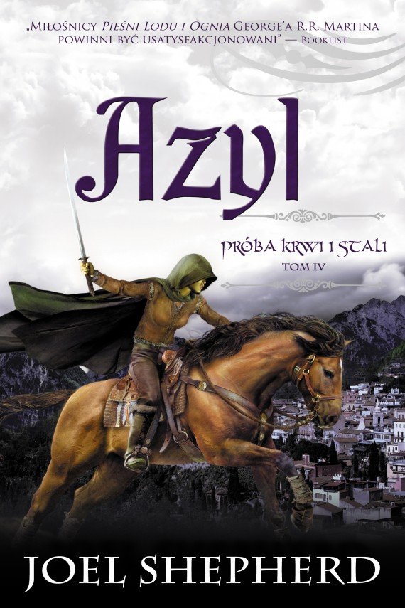 Azyl (ebook) –	Joel Shepherd