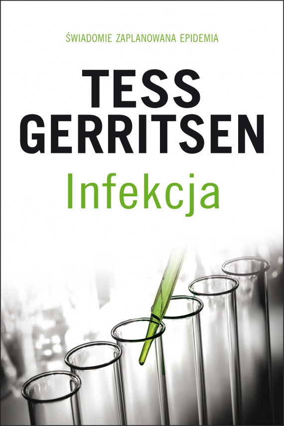Infekcja (ebook) –	Tess Gerritsen