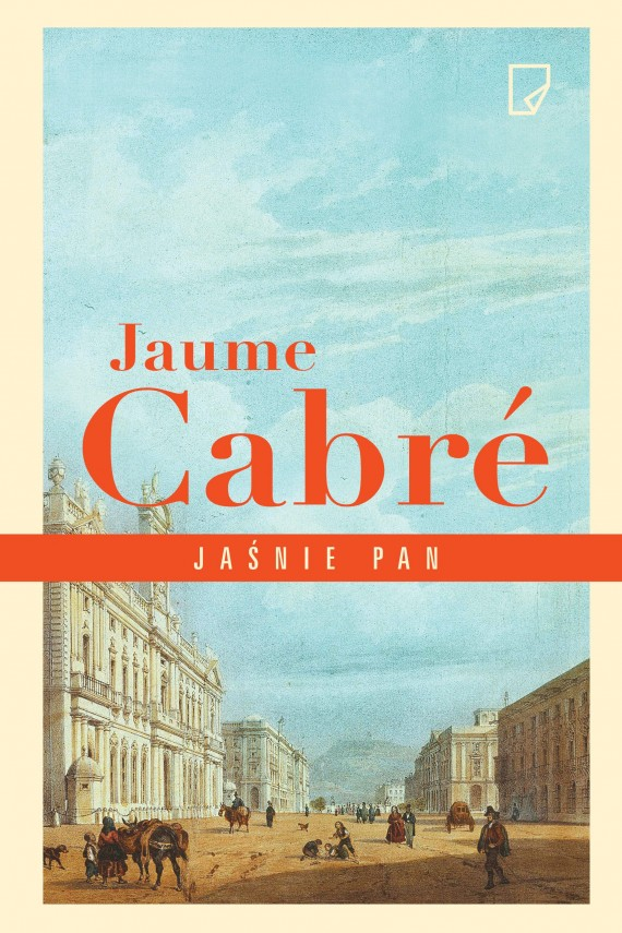 Jaśnie pan (ebook) –	Jaume  Cabré