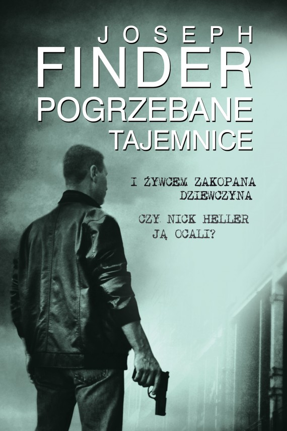 Pogrzebane tajemnice (ebook) –	Joseph Finder