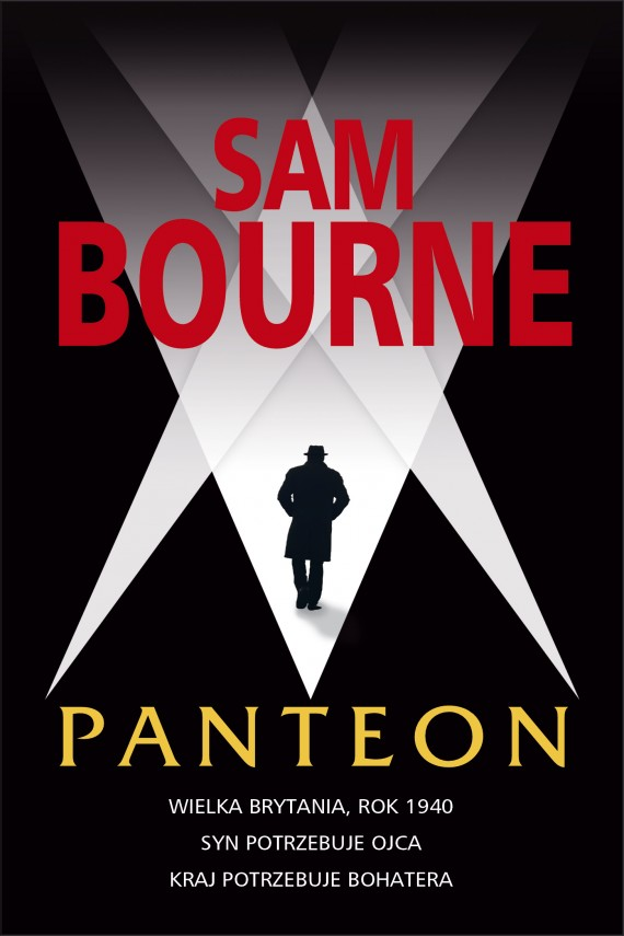 Panteon (ebook) –	Sam Bourne