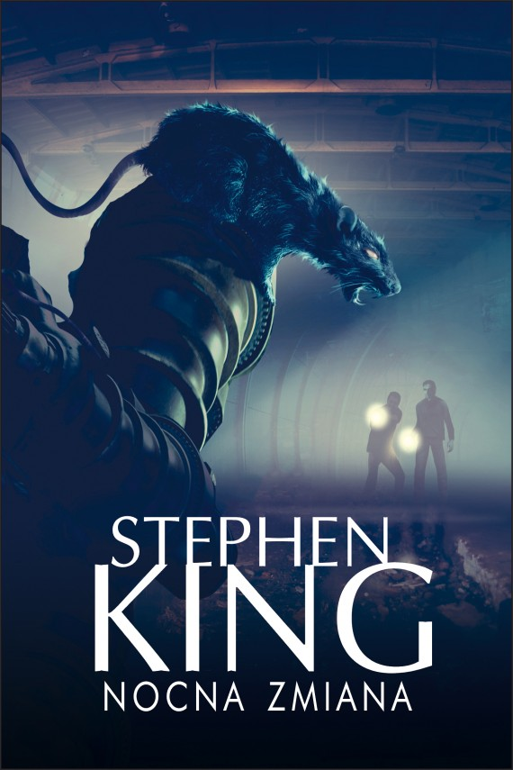 Nocna zmiana (ebook) –	Stephen King