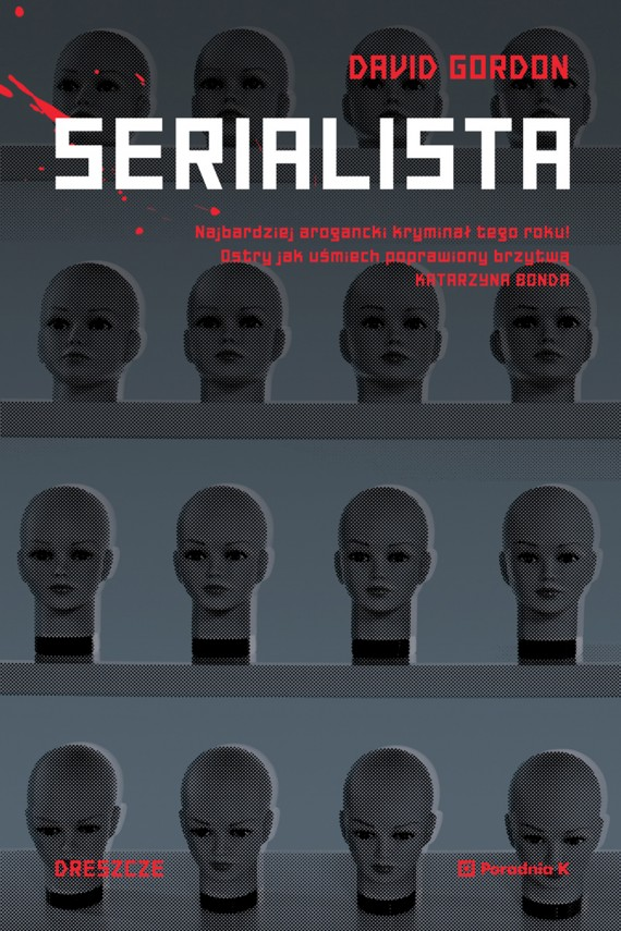 Serialista (ebook) –	David Gordon