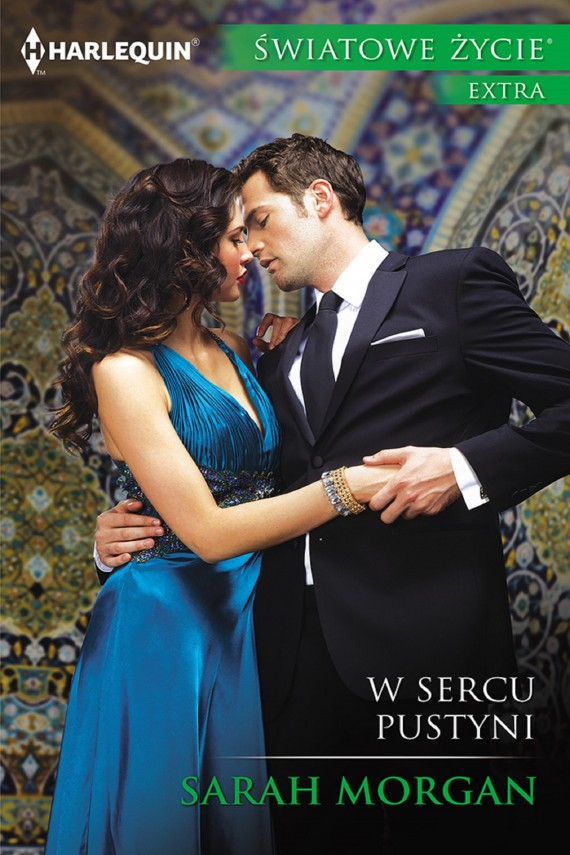 W sercu pustyni (ebook) –	Sarah Morgan
