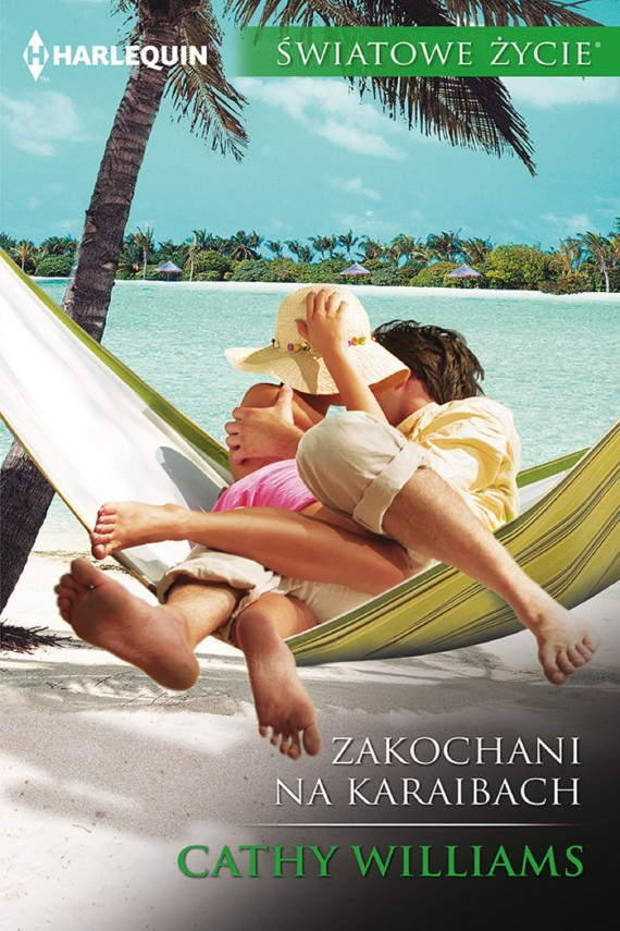 Zakochani na Karaibach (ebook) –	Cathy Williams