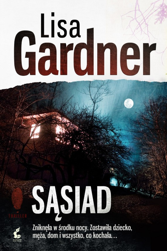 Sąsiad (ebook) –	Lisa Gardner