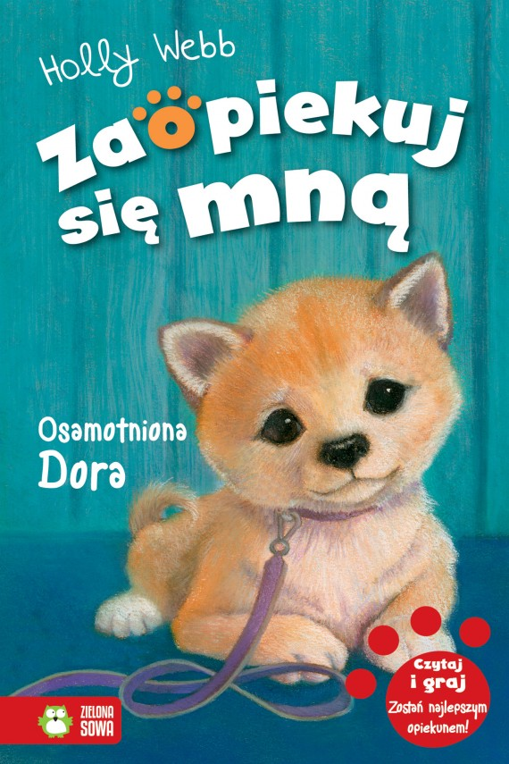 Osamotniona Dora (ebook) –	Holly Webb