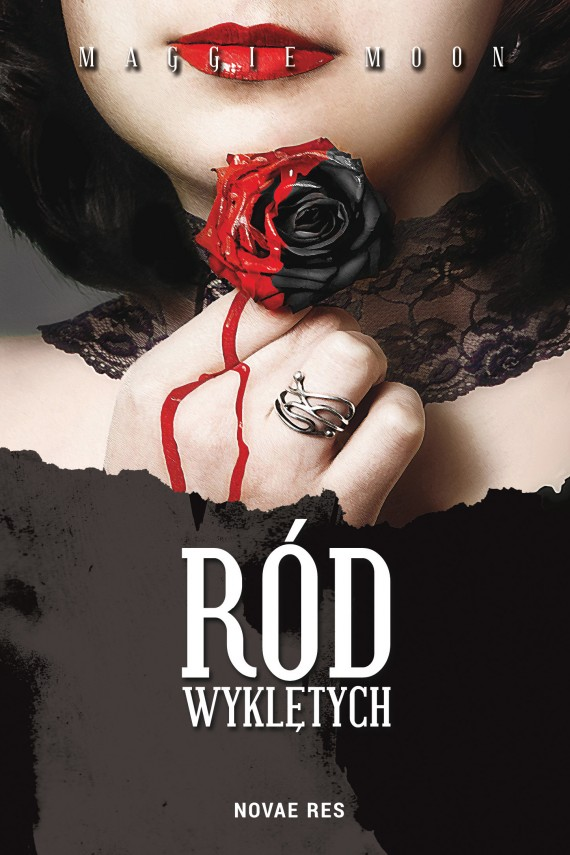 Ród wyklętych (ebook) –	Maggie  Moon