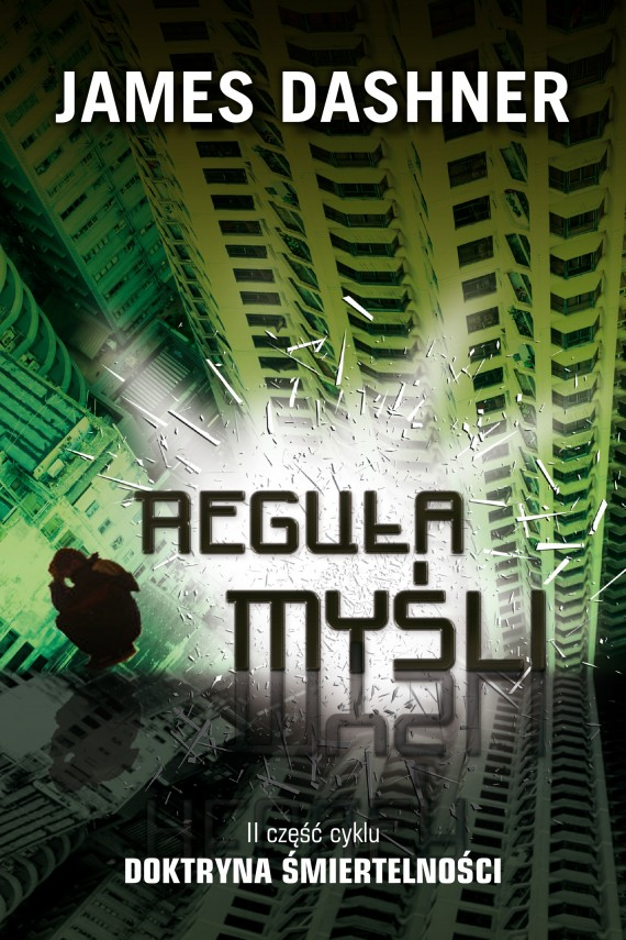 Reguła myśli (ebook) –	James Dashner