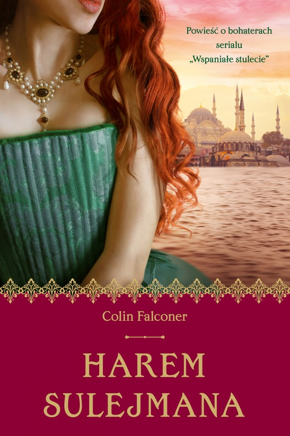 Harem Sulejmana (ebook) –	Colin Falconer