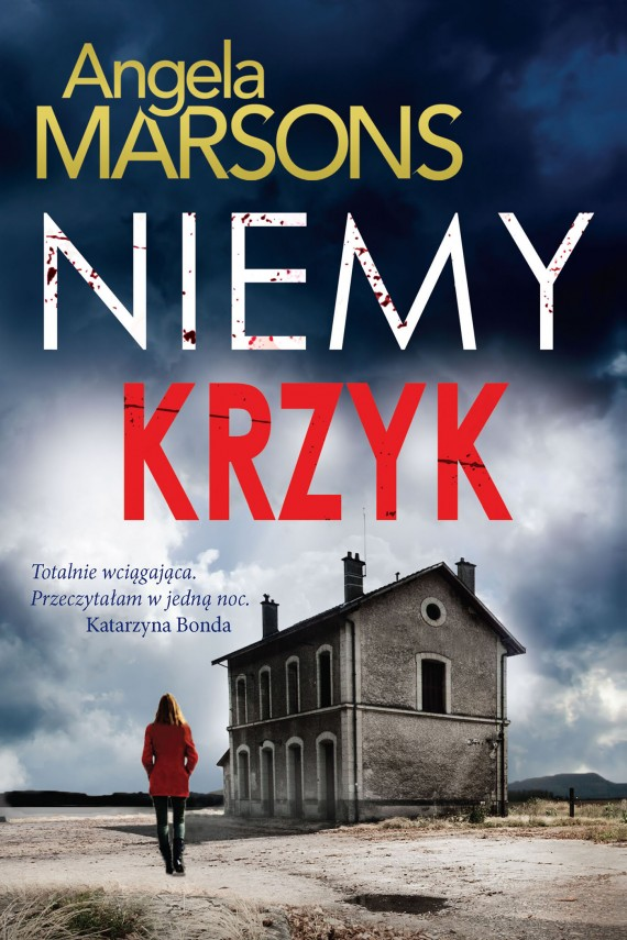 Niemy krzyk (ebook) –	Angela Marsons