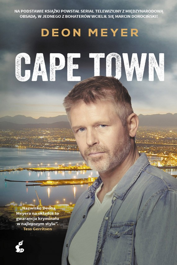Cape Town (ebook) –	Deon Meyer