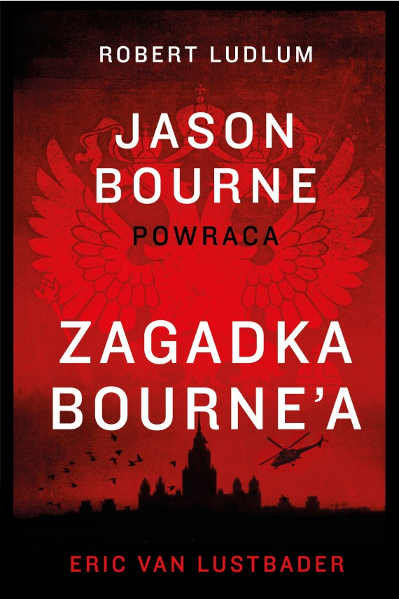 Zagadka Bourne'a (ebook) –	Eric Van Lustbader