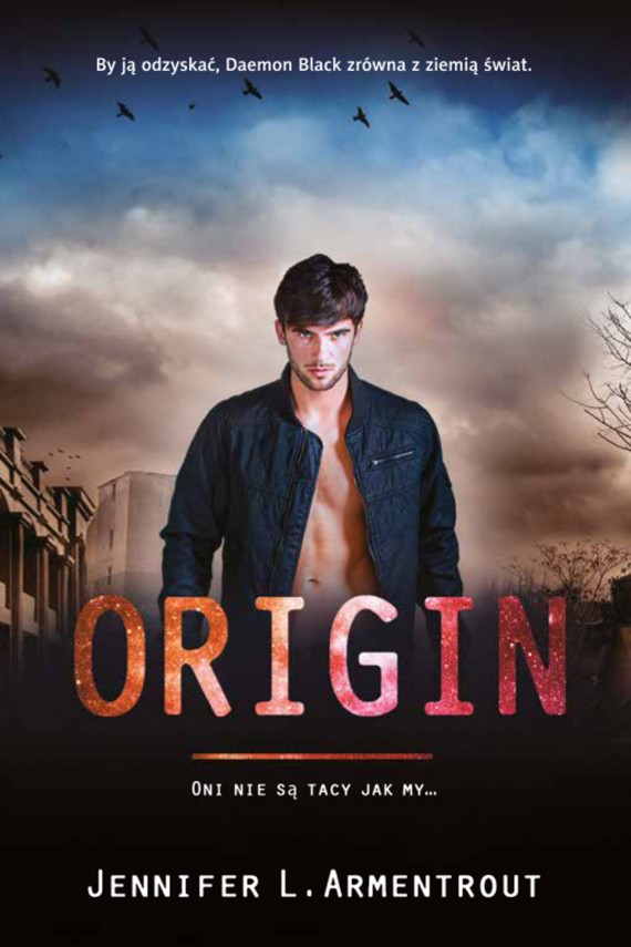 Origin (ebook) –	Jennifer L. Armentrout