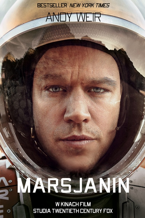 Marsjanin (ebook) –	Andy  Weir