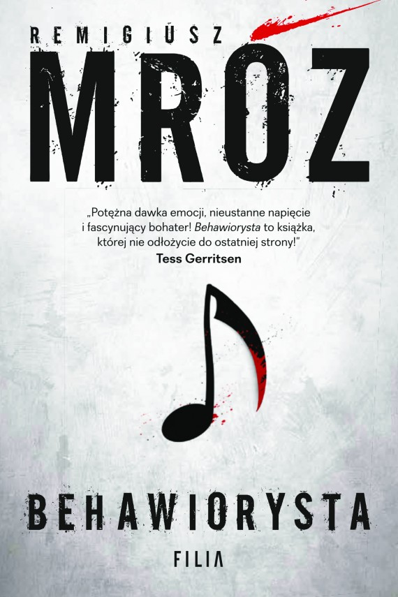 Behawiorysta (ebook) – Remigiusz Mróz