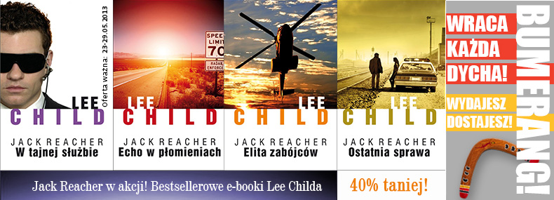Ebooki Lee Child