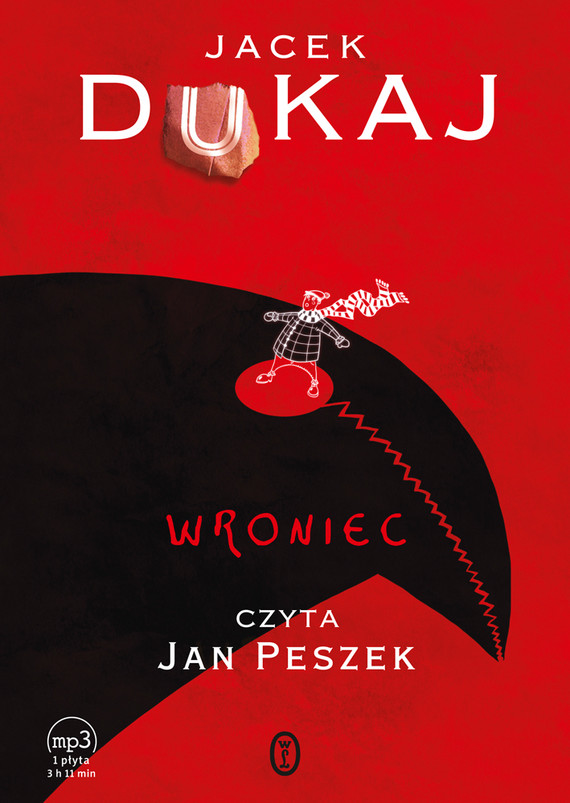 okładka Wroniecaudiobook | MP3 | Jacek Dukaj